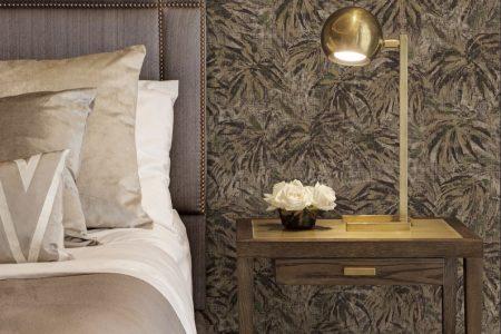Bedroom detail. Auberry - Ladbroke Grove, London, United Kingdom. Architect: Auberry, 2015.