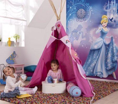 Einmal im Leben eine echte Prinzessin sein. Welchen kleine Mädchen träumt nicht davon?